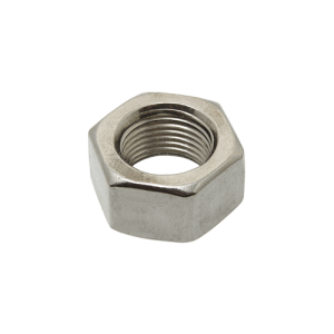 Hexagonal fine-threaded nut